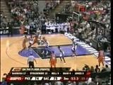 Amare Stoudemire Amare Stoudemire alley oop sur une ... video nba clip video basket street basketball