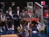 Vince Carter dunk of the night du 06/11/07 video nba clip video basket street basketball