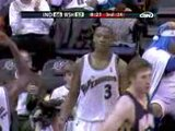 Pacers vs Wizards 15 décembre 2008 video nba clip video basket street basketball
