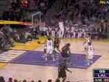 Lakers 130-113 Warriors du 28 d�cem... video nba clip video basket street basketball