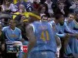 Pacers 103-105 Hornets du 28 d�cemb... video nba clip video basket street basketball