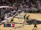 Sixers vs Spurs du 3 Janvier 2009 video nba clip video basket street basketball