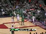 Nicolas Batum superbe block contre ... video nba clip video basket street basketball