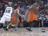 Shaquille  O Neal Shaquille  O Neal Alley Oop sur une... video nba clip video basket street basketball