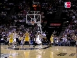 Tim Duncan Tim Duncan Top Ten saison 2006/2007... video nba clip video basket street basketball