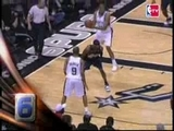 Tony Parker Top Ten final NBA 2007 video nba clip video basket street basketball