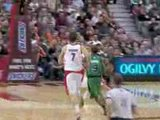 Top 10 NBA Lundi 12 Janvier 2009 video nba clip video basket street basketball